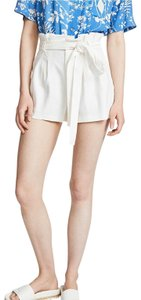 Alice + Olivia Dress Shorts off white