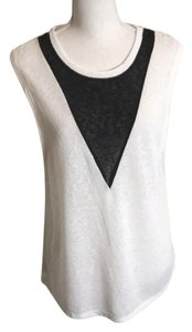 RD Style Top White Black
