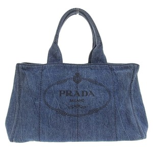 Prada Tote in Blue
