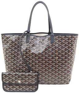 Goyard Goyardine Pm Canvas Shoulder Bag