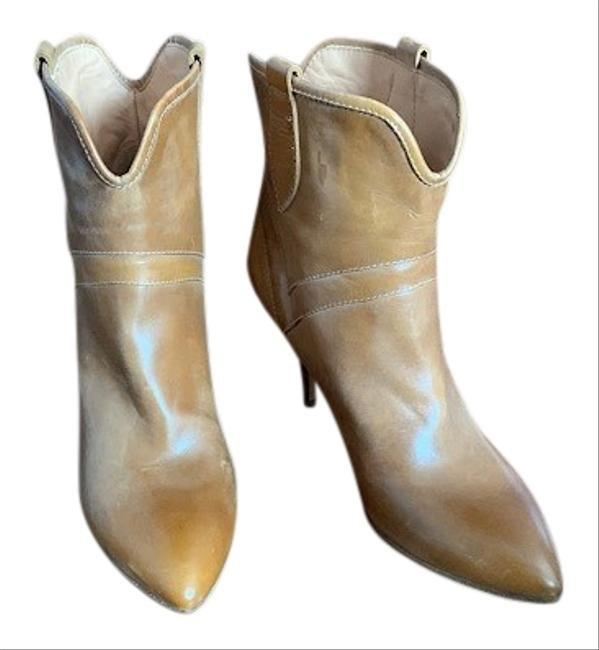 Item - Amber Western Boots/Booties Size US 7 Regular (M, B)