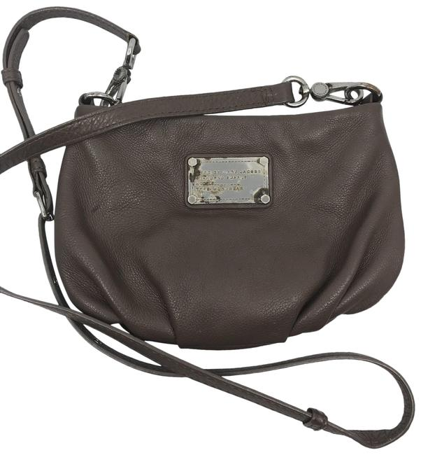Item - Small Brown Leather Cross Body Bag