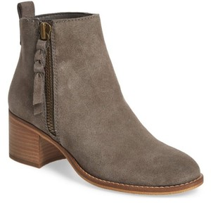BP. Clothing Grey Boots