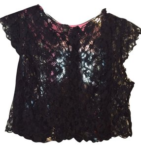 Divided by H&M Top black lace
