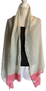 BeckSondergaard striped cotton scarf