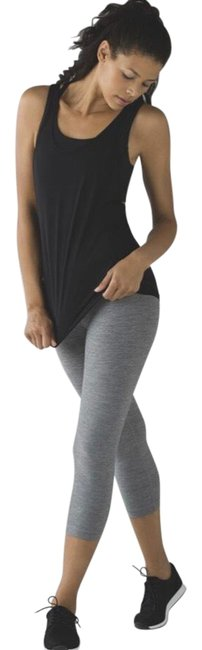 Item - Heathered Gray Wunder Under Activewear Bottoms Size 4 (S)