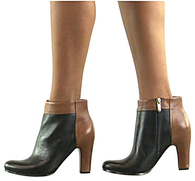 Item - Black and Tan Shay Boots/Booties Size US 6 Regular (M, B)