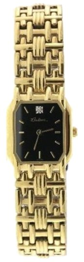 Bulova Bulova Female Dress Watch 97P31 Gold Analog