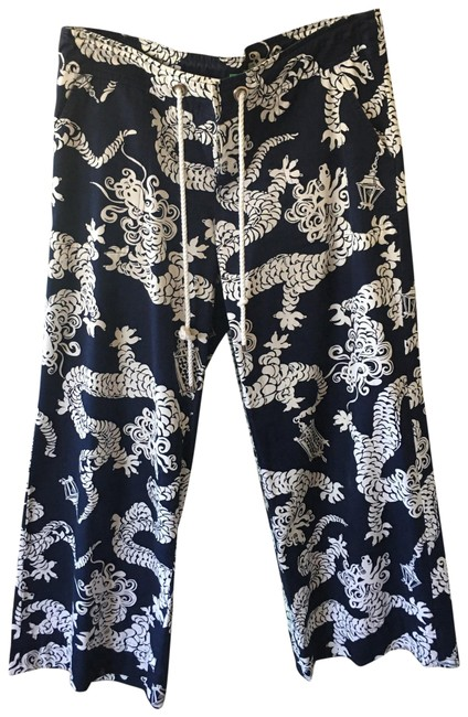 Item - Navy and White Summer Collection Pants Size 10 (M, 31)