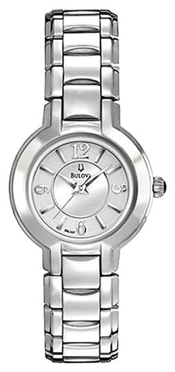 Bulova Bulova Female Classic Watch 96L147 Silver Analog
