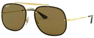 Ray-Ban Brown Classic Lens Rb3583n 001/73 Unisex Square