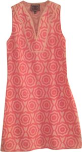 Sail to Sable short dress pink and white on Tradesy