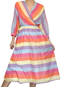 multicolor Maxi Dress by Tara Jarmon