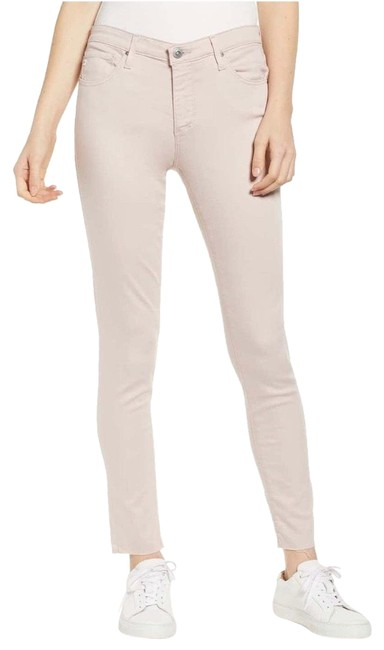 Item - Pale Pink Light Wash The Legging Ankle Skinny Jeans Size 8 (M, 29, 30)