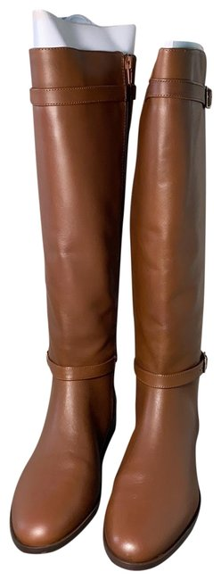 Item - Brown Extended Calf Boots/Booties Size US 11 Regular (M, B)