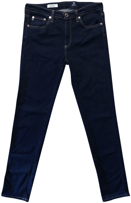 Item - Blue The Prima Mid-rise Cigarette Relaxed Fit Jeans Size 29 (6, M)
