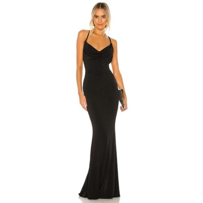 Nookie Black The Hustle Formal Dress