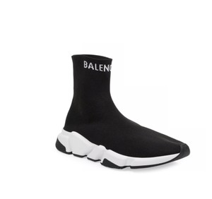 Balenciaga Runner Tess Gomma Classic Runner Sneakers black Athletic