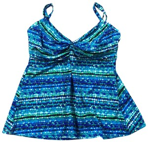 Miraclesuit Night Light Roswell Tankini Top