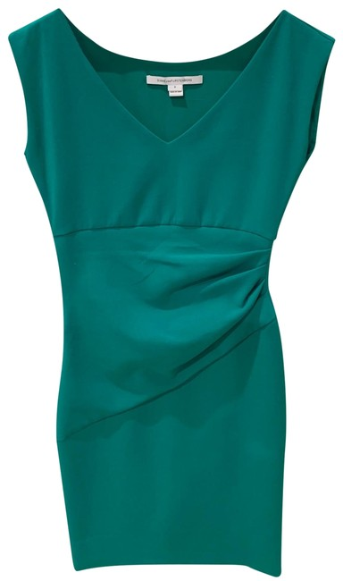 Item - Green Mid-length Cocktail Dress Size 0 (XS)