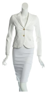 Theory White Blazer