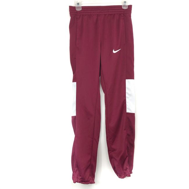 Item - Red Adjustable Cuff Pants Size 2 (XS, 26)