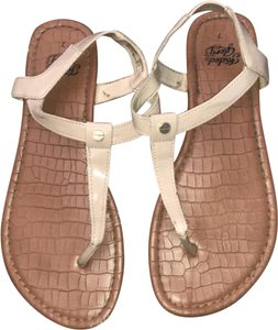 Faded Glory tan Sandals