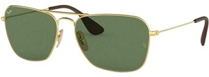 Ray-Ban Green Classic Lens Rb3610 001/7 Unisex Rectangular