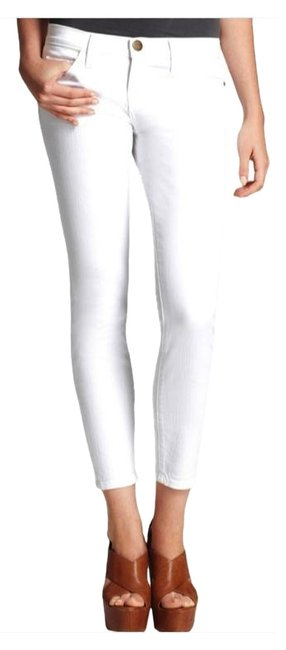 Item - White  The Stiletto Destroyed Skinny Jeans Size 32 (8, M)