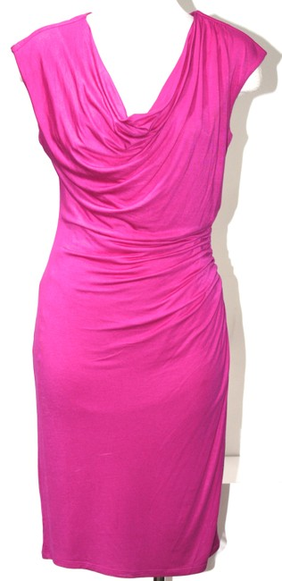 Item - Pink Mid-length Formal Dress Size 0 (XS)