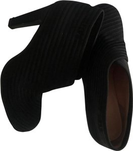 United Nude Discontinued Rare Black Boots