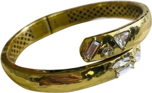 Silpada K+R Collection Line Cobra Hinge Bangle