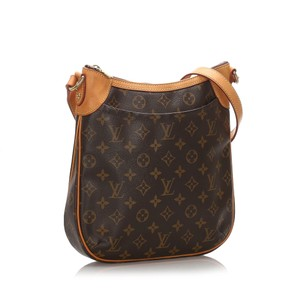 Louis Vuitton 0clvcx074 Vintage Leather Cross Body Bag