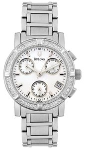 Bulova Bulova Female Dress Watch 96R19 Silver Analog
