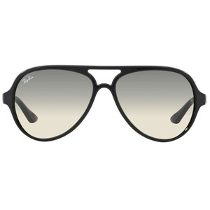 Ray-Ban Ray-Ban RB4125 Cats 5000 601/32 Black/Glass Grey Gradient