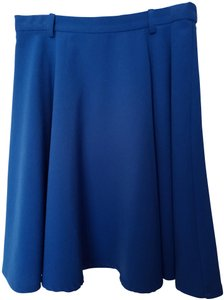 Hot & Delicious A-line Skirt Blue