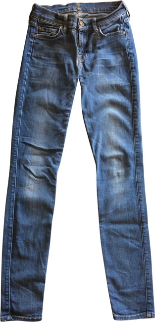 Item - Blue Light Wash The Skinny Jeans Size 0 (XS, 25)