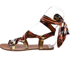 Boutique 9 Orange Sandals