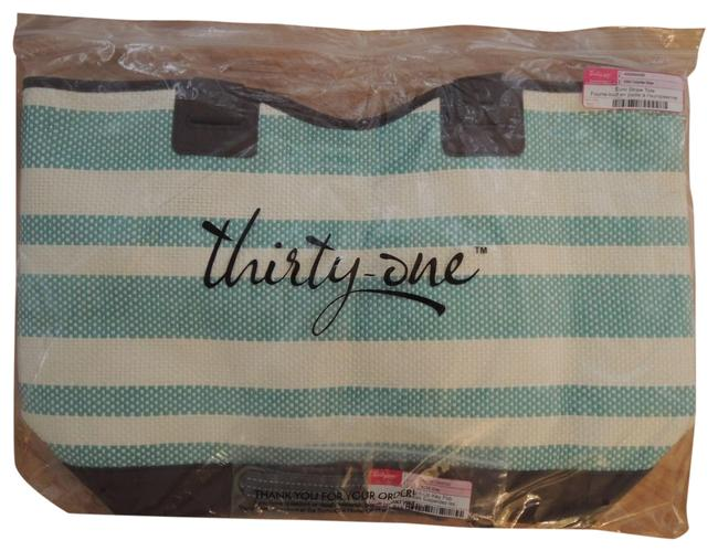 Item - Bag + Matching Fob Multi-color See Listing Tote