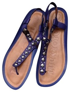 Lucky Brand Purple Sandals