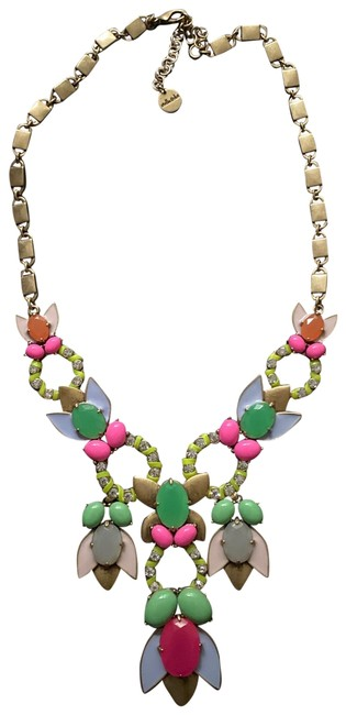 Item - Multicolor Tropicana Necklace