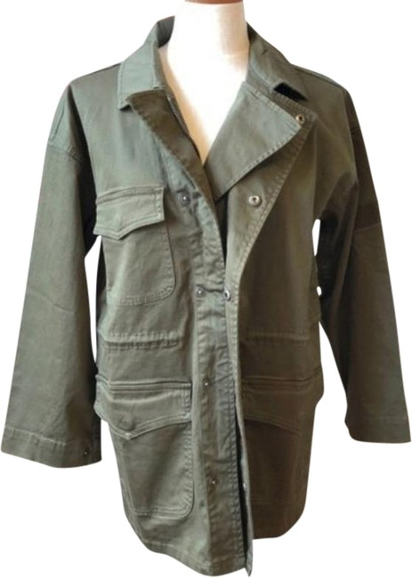 Item - Green  The Updated Infantry Military In Army Jacket Size 0 (XS)