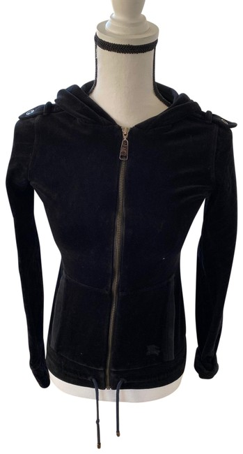 Item - Black 000 Activewear Outerwear Size 4 (S)