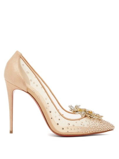 Preload https://img-static.tradesy.com/item/27217778/christian-louboutin-beige-mf-marenude-100-crystal-embellished-mesh-pumps-size-eu-40-approx-us-10-reg-0-0-540-540.jpg