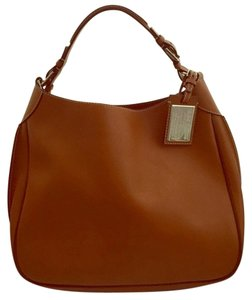 088390b271 Ralph Lauren Lux Luxury Designer Leather Calfskin Hobo Bag