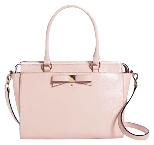 Item - Beacon Court Jeanne In Ballet Slipper Pink Patent Leather Satchel
