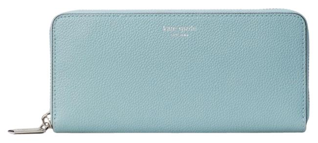 Kate Spade Hazy (399) Margaux Slim Continental Wallet Kate Spade Hazy (399) Margaux Slim Continental Wallet Image 1