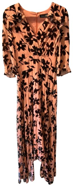 Item - Pink and Black 222 Mid-length Short Casual Dress Size 8 (M)