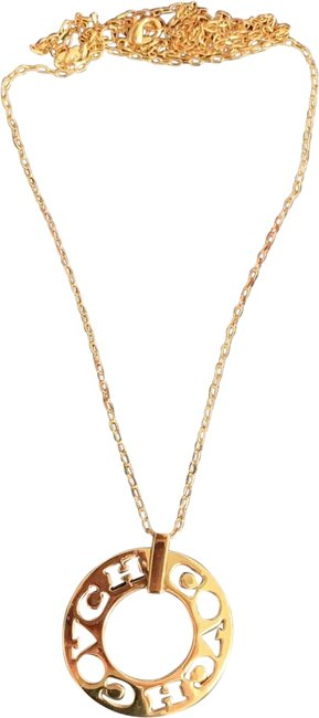 Item - Gold Necklace