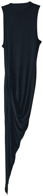 Item - Black Bodycon Mid-length Night Out Dress Size 8 (M)